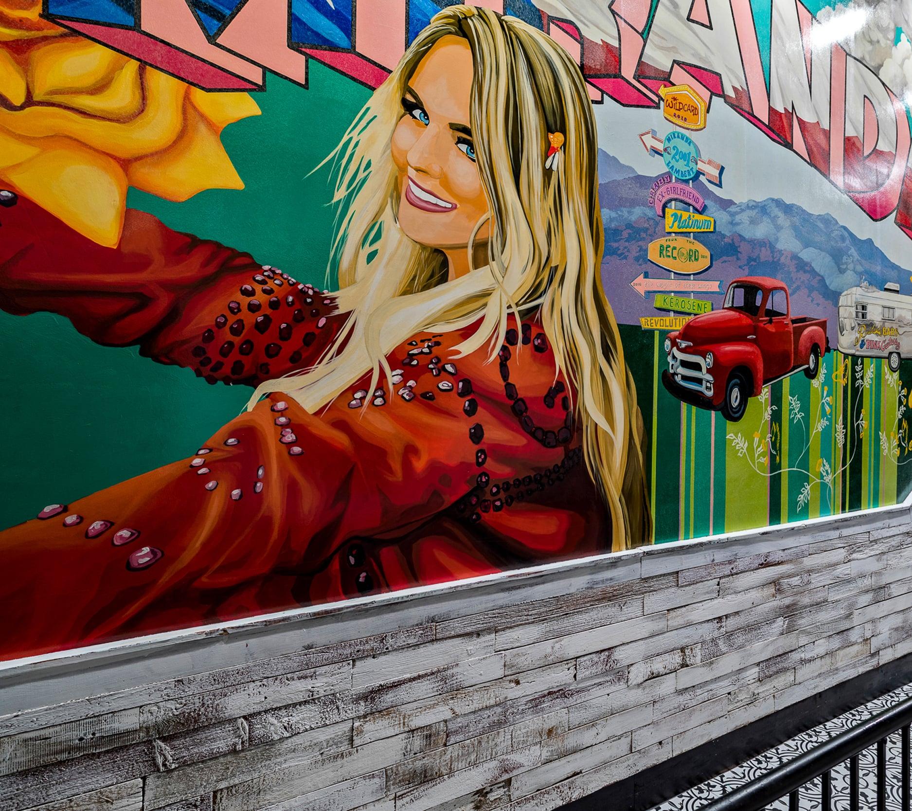 Miranda Mural