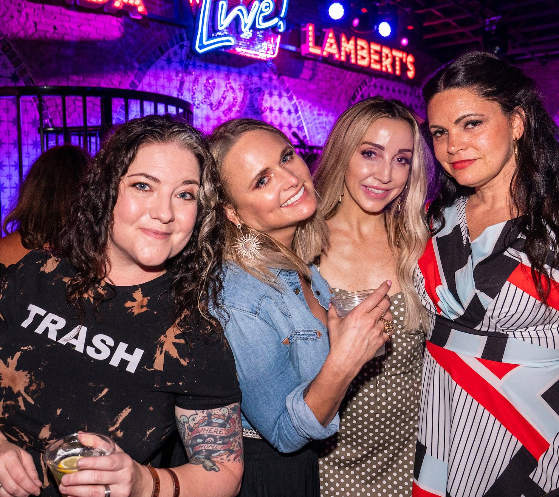 Miranda Lambert, Friends & Family