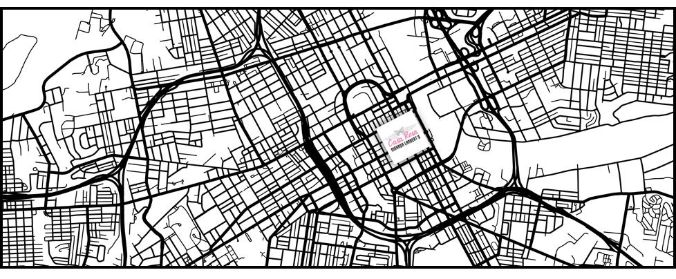 Casa Rosa Map